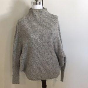 Witchery light grey flecked sweater. Size XS